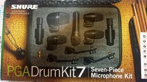Kit de Microfonos para Bateria