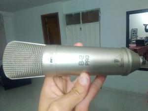 Micrófono Behringer B2 Pro