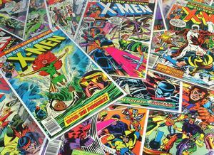 vendo comics clasicos de marvel copias de  y