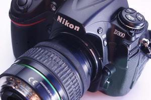 Anillo Inversor Macro Nikon 52mm