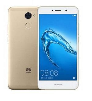 Celular Libre Huawei Y7 Dorado 16gb 12mpx Metal 5.5 Pulgads