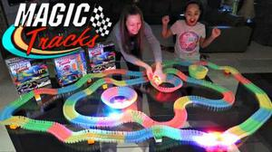 Pista Magic Tracks Mega Set 11 Feet