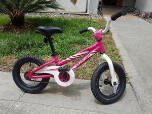 Vendo Bicicleta de Niña Specialized