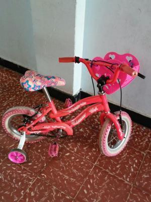Vendo Bicicleta para Niña en Buen Estado