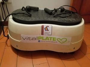 Vital Plate Plataforma Vibratoria