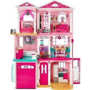 Barbie Casa De Los Sueños Dreamhouse Niñas Envio Gratis
