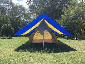 Carpa Camping Para 6 Personas Personalizadas