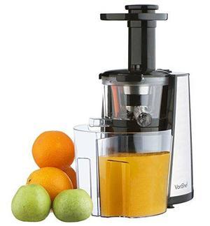 Extractor De Jugo De Frutas Y Verduras Vonshef
