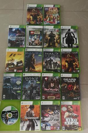 Juegos de Xbox 360 Ps3 Ps4 Y Xbox One
