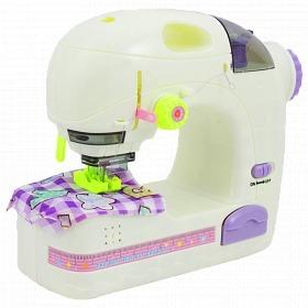 Mini Maquina De Coser Niñas Juguete Divertida