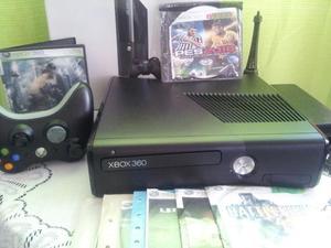 Xbox 360 Slim Lee Juegos Piratas