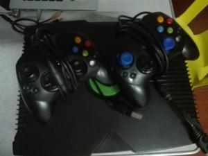 Xbox Clasico 2 Controles Y Juegos