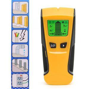 3 En 1 Detector De Metales Y Cables Eléctricos Para Muros