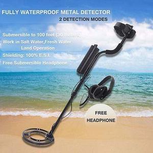 Md - c Detector De Metales Resistente Al Agua Profunda