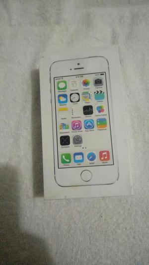 Se Vende Caja para iPhone 5s