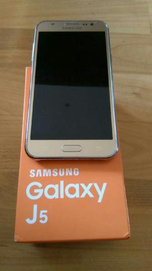 Vendo Samsung Galaxy J5 Dorado
