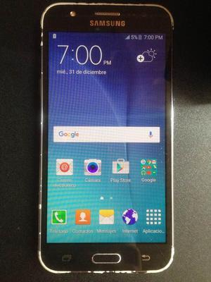Vendo Samsung Galaxy J5 Lite, Negro, Estetico 6 de $,