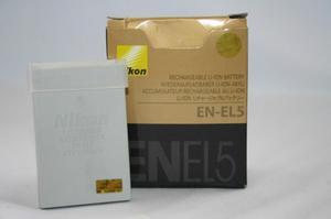Bateria Pila En El 5 Para Camaras Nikon