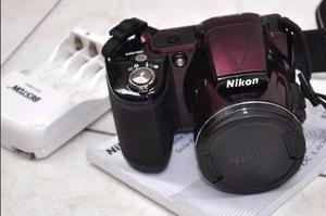 Camara Nikon L 830