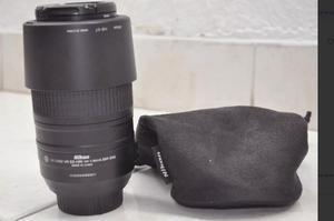 Lente Nikon Afs mm Con Vr,  G Ed Dx