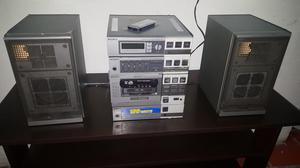 MINICOMPONENTE SONY FH7 JAPONES 100 BLUETHOOTH,USB,MICRO