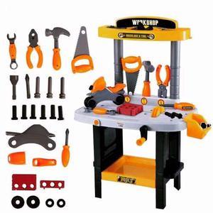Mesa herramientas de juguete para super tool posot class for Mesa herramientas