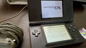 Nintendo Ds Lite,importado De Japon + Un Juego Y Cargador.