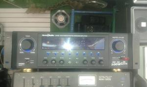 Seven Audio Amplificador