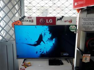 Tv Lg 55 4k Smart Tv. Ref: 55uh615