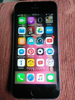 Vendo Iphone 5s no huella en buen estado
