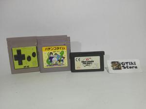 Cartuchos Nintendo Gameboy Color,gba,sp