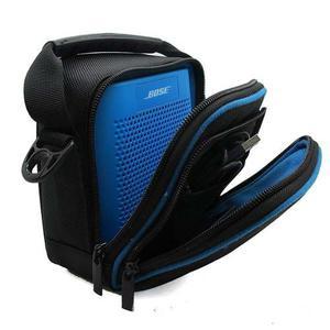 Estuche Bolso Altavoz Bose Soundlink Color - Negro/azul