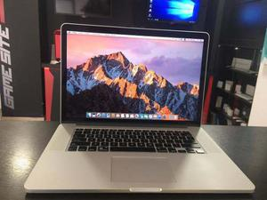 Macbook Pro Retina  Core I7 16gb 512gb Ssd 15.4 Pulgs