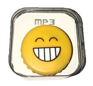 Mini Reproductor Mp3 Emoji Emoticonpara Micro Sd +
