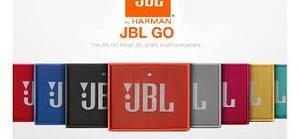Parlante Jbl Go
