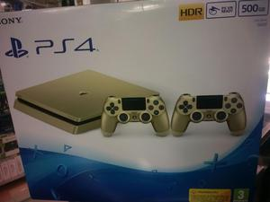 Playstation 4 Gold 2 Controles.