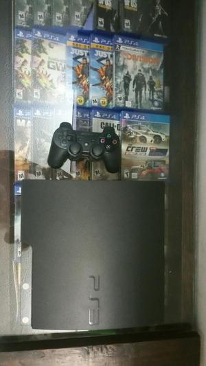 Ps3 Slim Cali