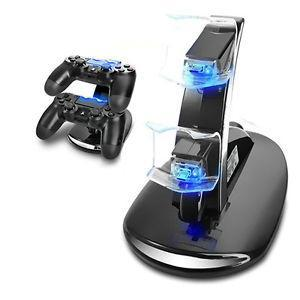 Soporte cargador de control Playstation 4 PS4