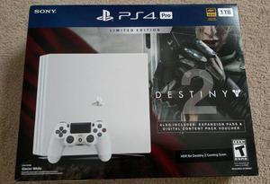 ventas al mayor y detal playstation ps4 pro destiny 2