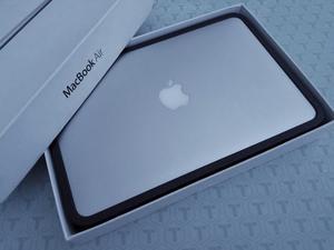 Apple Macbook Air 11 Ssd 128gb 4gb Ram Inmaculado En Caja