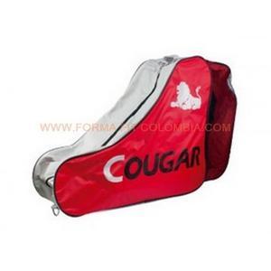 Bolso Para Patines Con Bolsillo De Protecciones Cougar