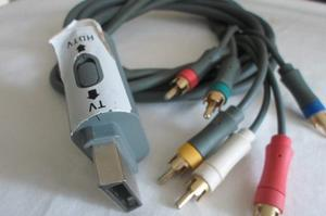Cable De Video Para Xbox 360 Slim Como Se Ve En El Foto.