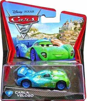 Disney / Pixar Cars 2 La Película 155 Die Cast Car # 8