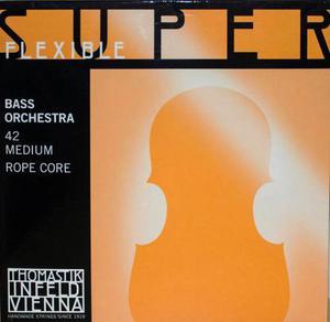 Encordado Contrabajo Marca Thomastik Superflexible Orchestra