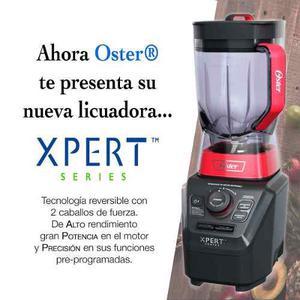 Licuadora Oster Xpert 2ltcon Vaso Tritan + Guia Nut Nueva