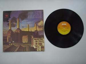 Lp Vinilo Pink Floyd Animals Edicion Colombia