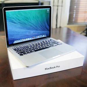Macbook Pro Retina 13, Excelente Como Nuevo  En Su Caja