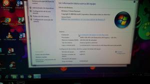 TODO EN UNO 19 4GB DE RAM DISCO DURO 160GB USADO