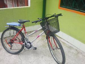 Bicicleta de Mujer Todo Terreno