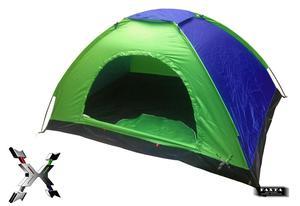 Carpa Camping Iglu Dome para 3